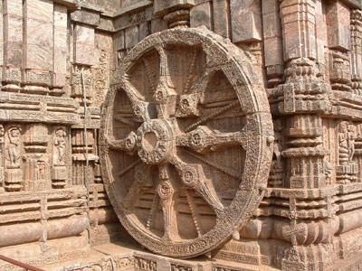 Konark-Wheel
