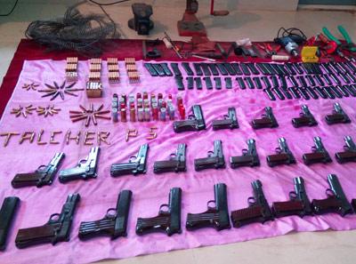 seized-guns