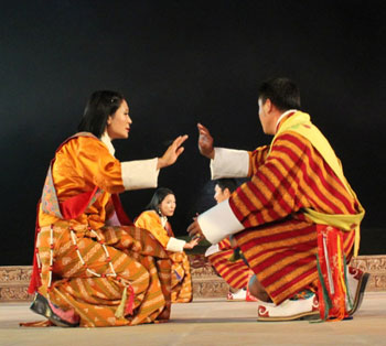 bhutan-dance