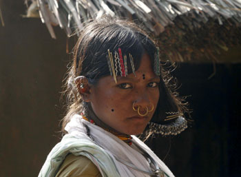 tribal-woman