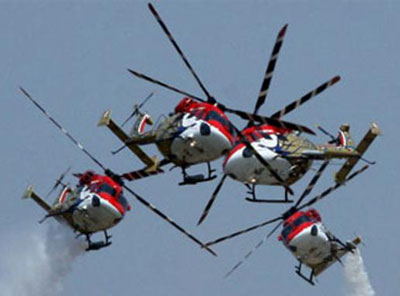 sarang-helicopter-display