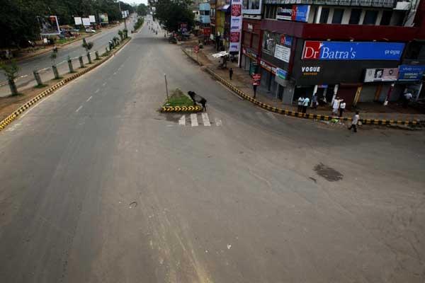 Odisha-Bandh