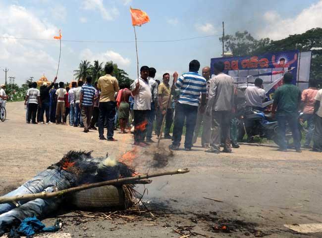 sarathi-baba-protest