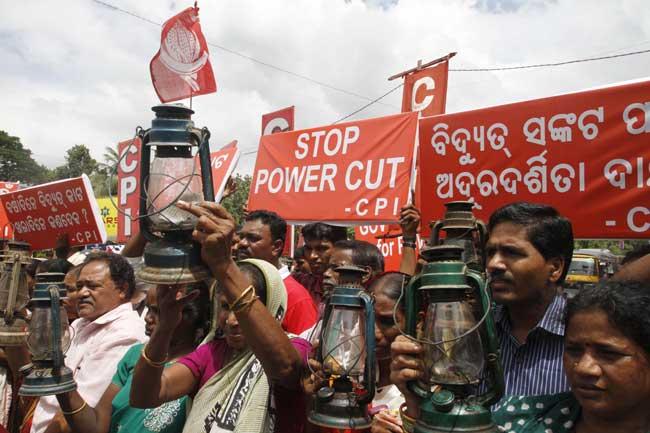 protest-against-power-cut