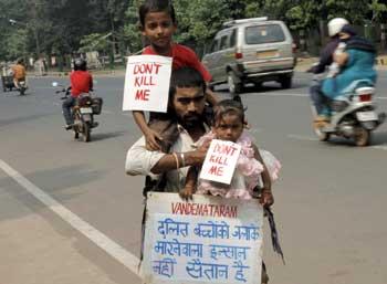 Dalit-children