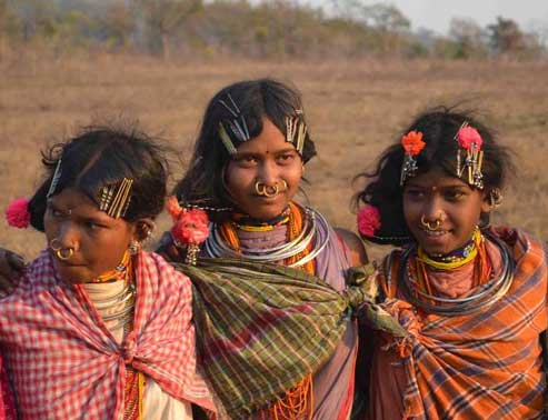dongaria-women