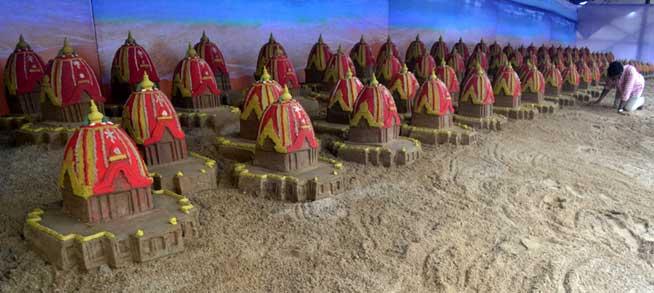 sand-chariots