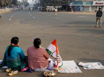 Odisha-bandh-protest