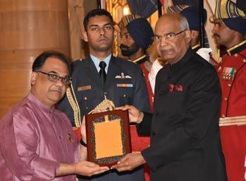 ratikant-mohapatra-award