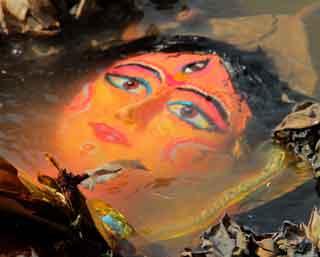 Durga-Idol-immersion