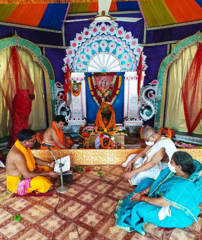 Durga-Puja-Andhra