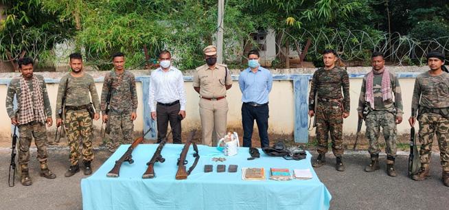 Maoist-arms